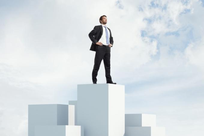 Estar no topo não é apenas ter resultados, mas agir para alcança-los.