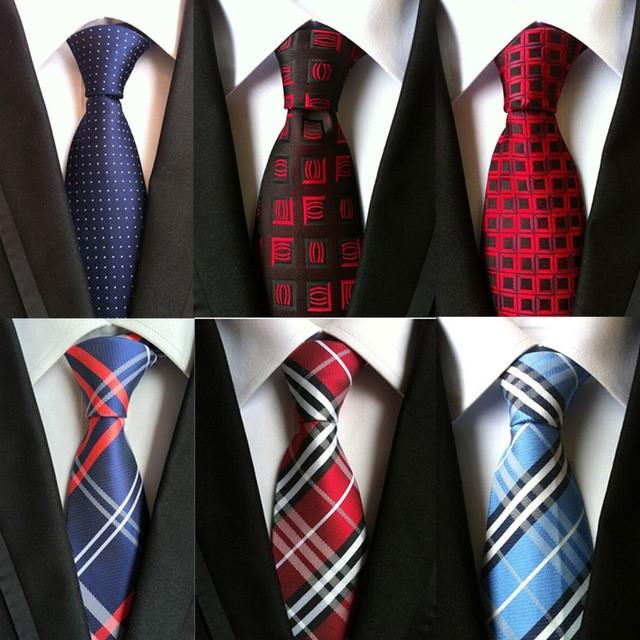 Gravatas tradicionais
