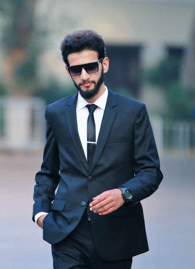 Acessórios para gravata slim