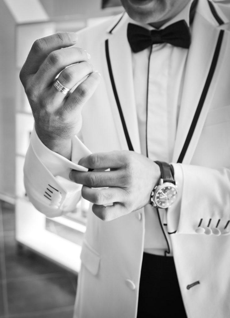 Estilo black tie