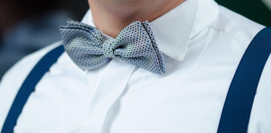 Como usar gravatas informais