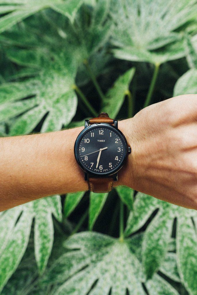 Escolhendo um relógio masculino