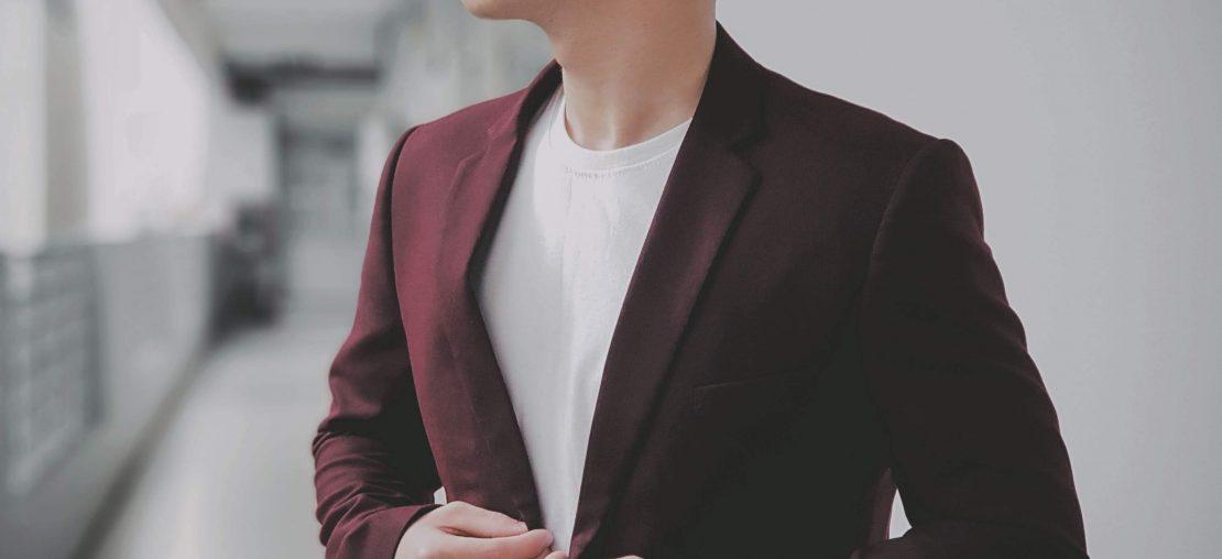 Como usar um blazer masculino corretamente.