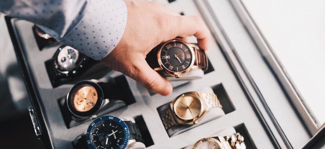 Como escolher um relógio masculino