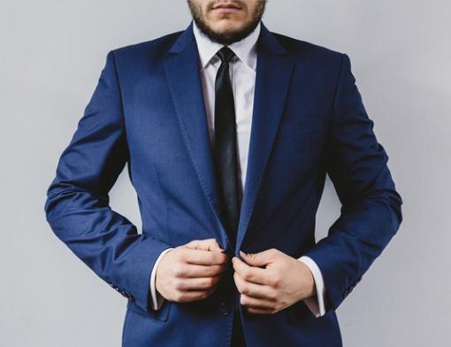 não de gravata
